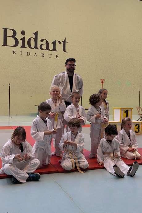 Fête du Bidarteko Dojo