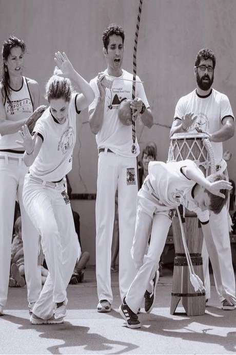 Animation Capoeira