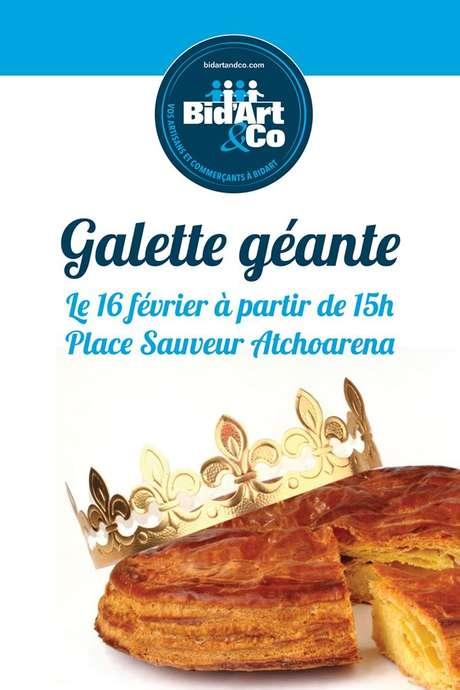 Galette Géante