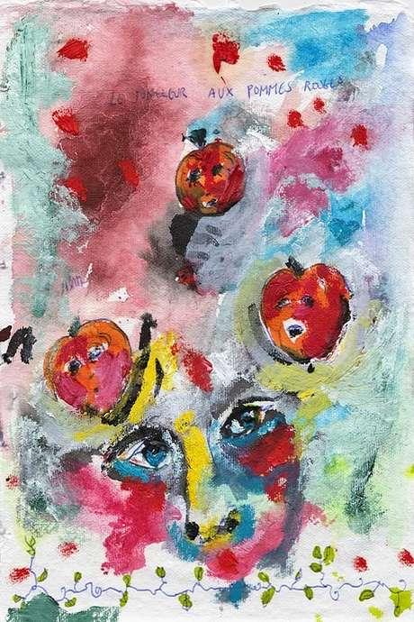 Exposition Miren Laxague - Peinture, photographie, installations