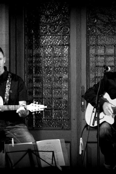 Concert de Xibar et Zézé