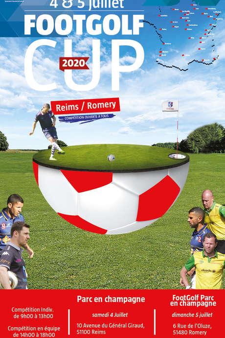 Footgolf Cup au FOOTGOLF PARC EN CHAMPAGNE