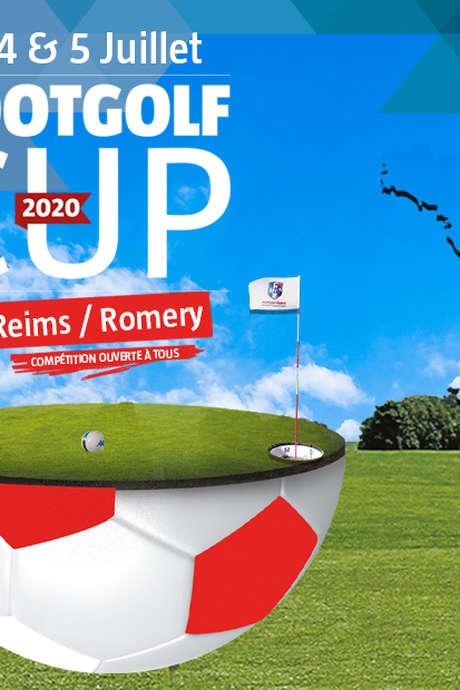 Footgolf Cup au Parc de Chamapgne à Reims