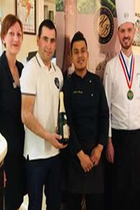 Accords mets Champagne H. BATY au restaurant Maison Souply