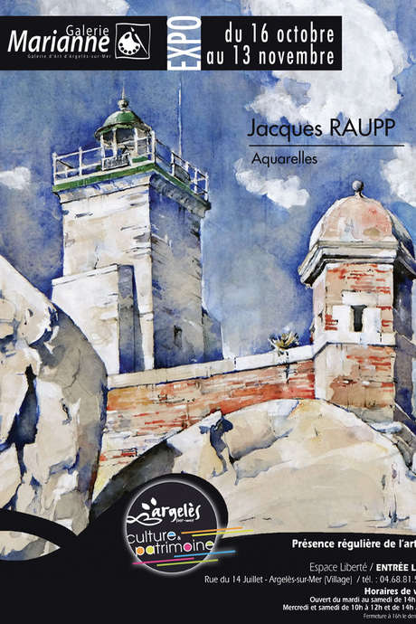 EXPO JACQUES RAUPP