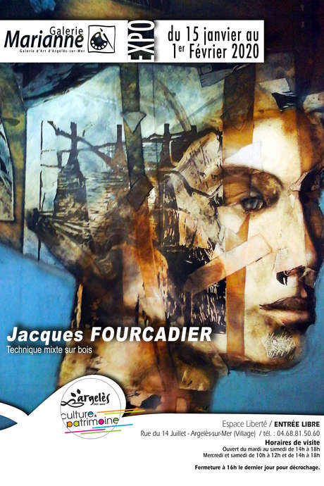 EXPO JACQUES FOURCADIER