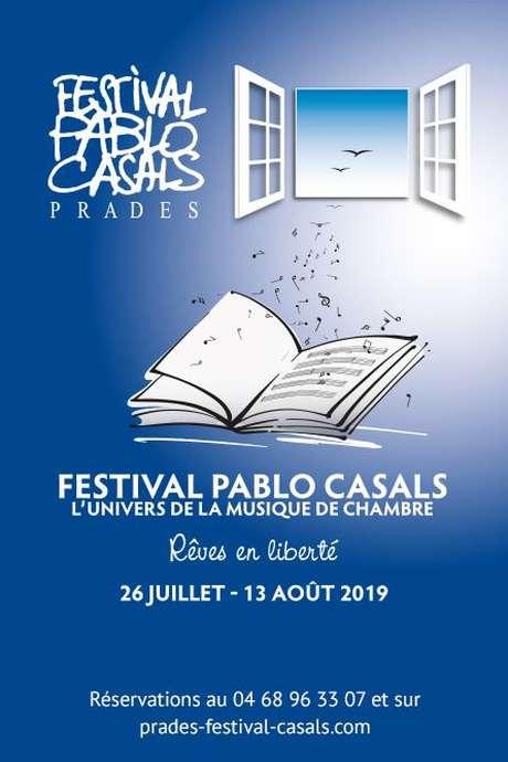 """FESTIVAL PABLO CASALS - """"EL VENDRELL - PERPIGNAN - PRADES"""" - LA RETIRADA - SUR LES PAS DE PABLO CASALS"""