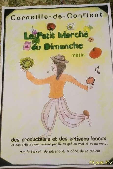 PETIT MARCHE CORNEILLA-DE-CONFLENT