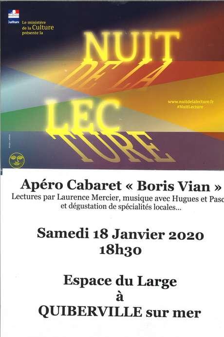 Nuit de la lecture - Quiberville-sur-Mer