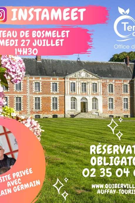 Instameet au Château de Bosmelet