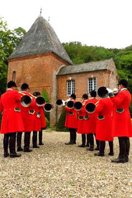 Journées du Patrimoine dans les jardins du Château de la Couture