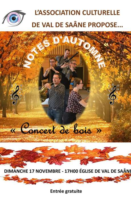 Concert de musique - Quintette à vents