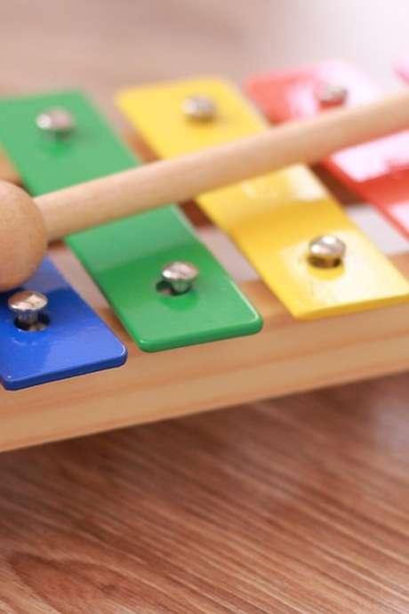 Atelier créatif, les instruments rigolo