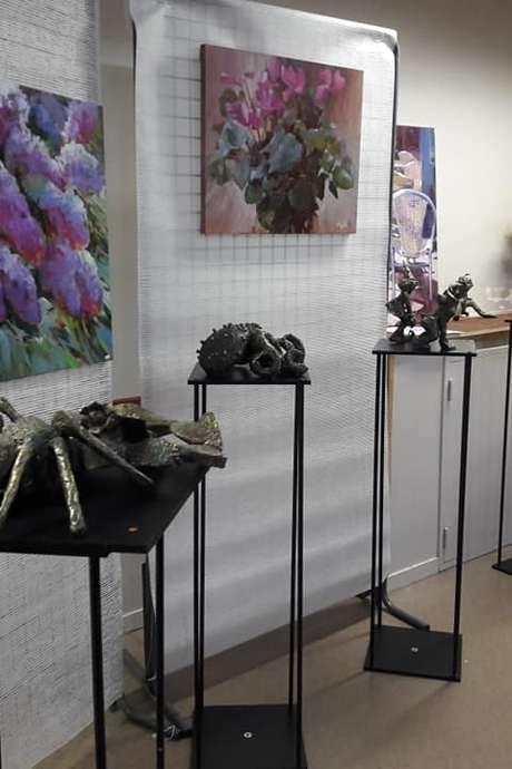 13e Exposition de Peinture et sculpture