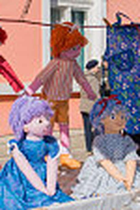 Atelier poupée en laine
