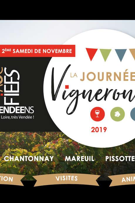 JOURNÉE DES VIGNERONS 2ÈME ÉDITION