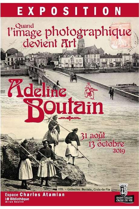 """EXPOSITION """"ADELINE BOUTAIN, QUAND L'IMAGE PHOTOGRAPHIQUE DEVIENT UN ART"""""""