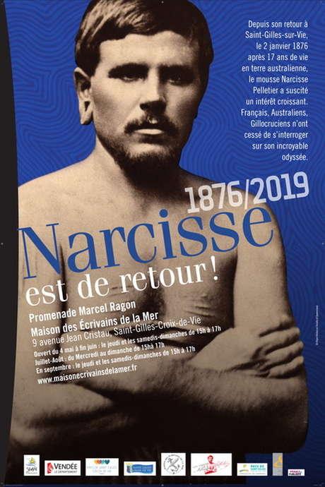 """EXPOSITION """"1876-2019 : NARCISSE EST DE RETOUR !"""""""