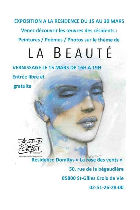 """EXPOSITION """"LA BEAUTÉ"""""""