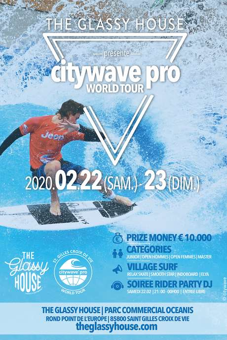 CITYWAVE PRO WORLD TOUR