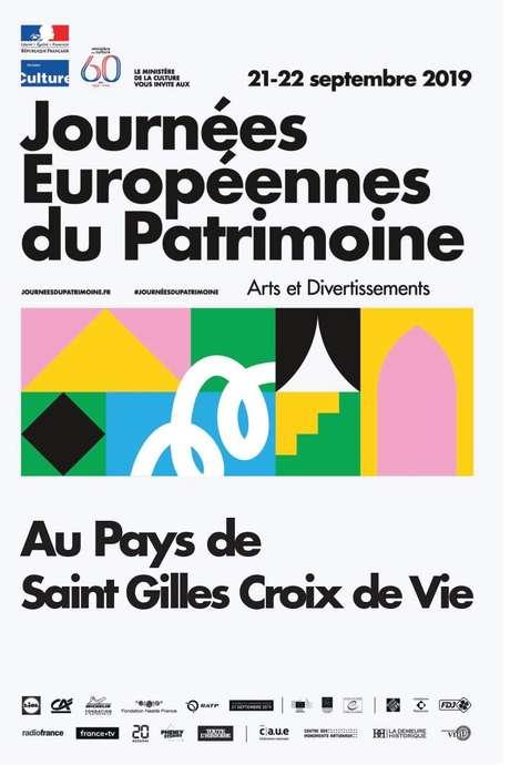 JOURNÉES EUROPÉENNES DU PATRIMOINE / SAINT GILLES CROIX DE VIE