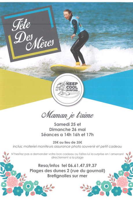 OFFRE FÊTE DES MÈRES KEEP COOL SURFING