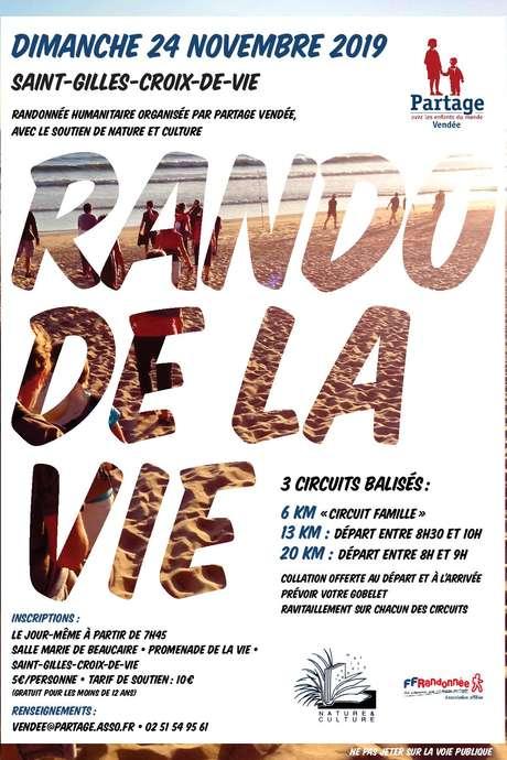 RANDO DE LA VIE