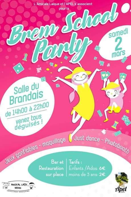 BREM SCHOOL PARTY
