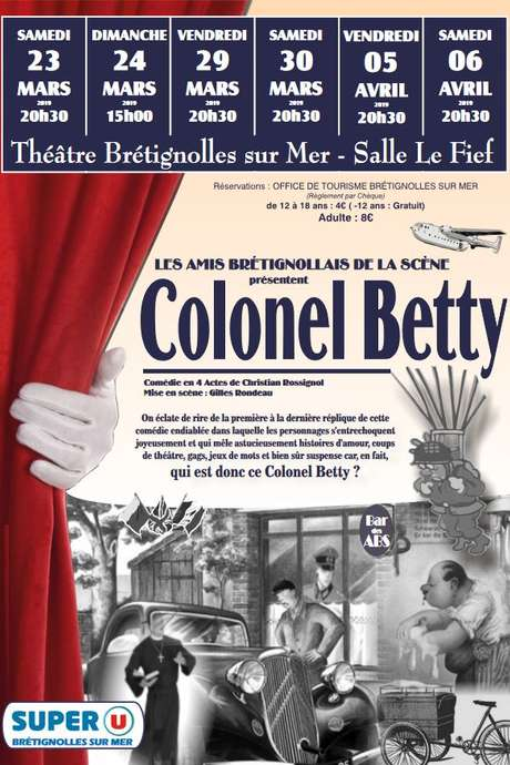 "THÉÂTRE ""COLONEL BETTY"""