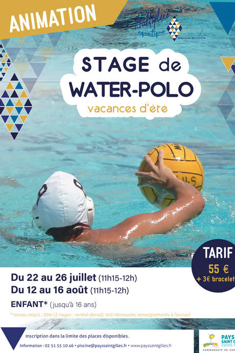 STAGE DE WATER- POLO