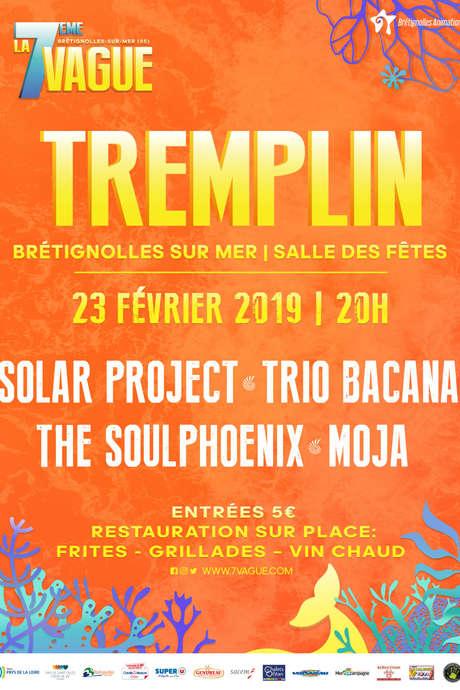 TREMPLIN 7E VAGUE