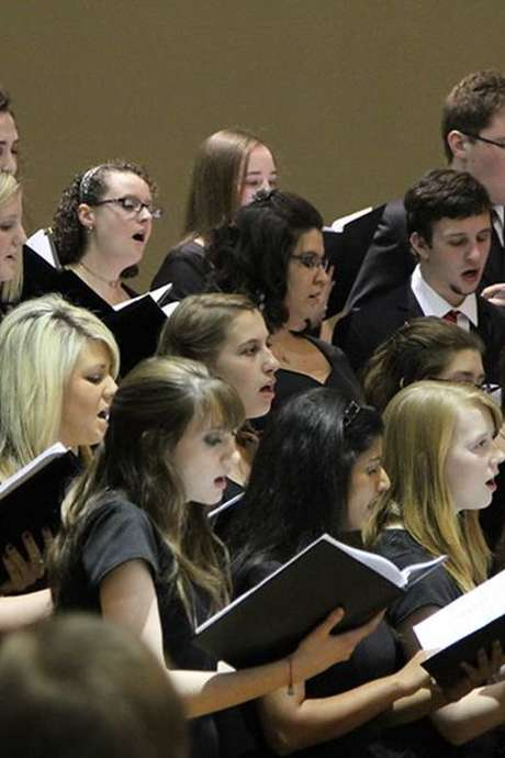 100 choristes chantent Noël