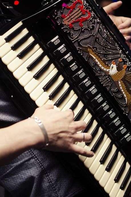 Concert des organistes et accordéonistes givetois