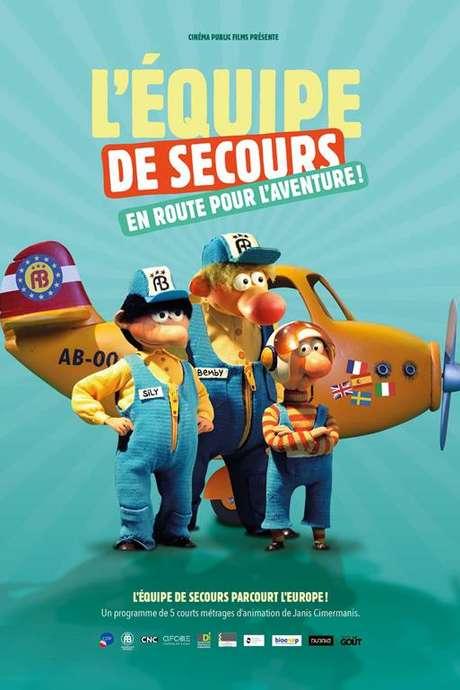 Cinéma : L'équipe de secours, en route pour l'aventure !