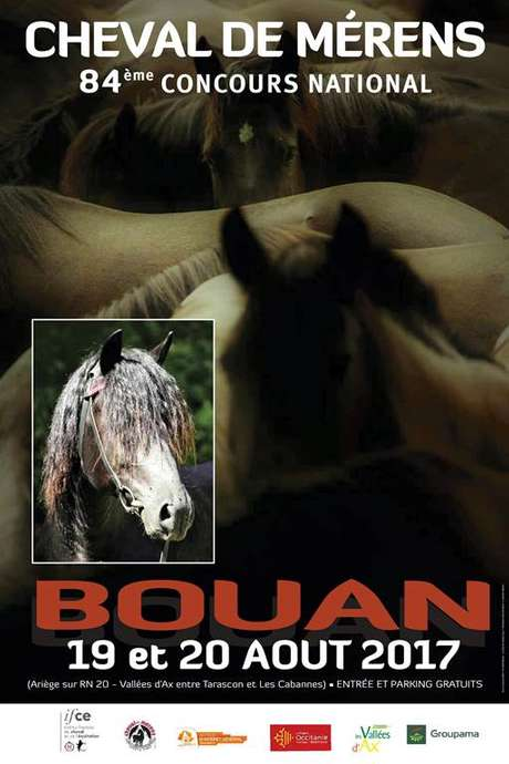 National Days of Merens Horse to Bouan