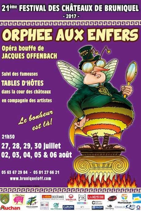 21ème Festival des Châteaux de Bruniquel