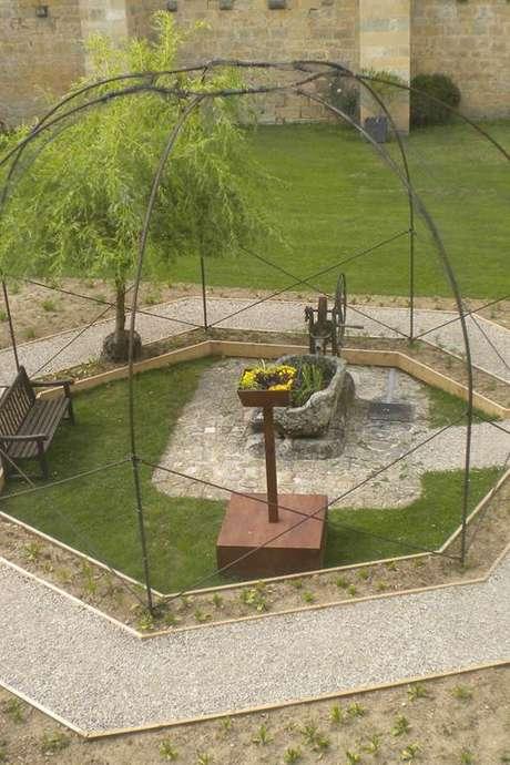 Rendez-vous aux jardins à l'Abbaye de Beaulieu