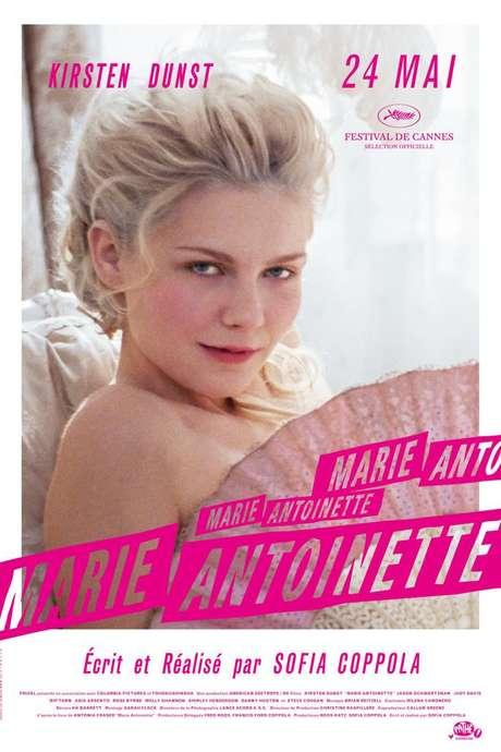 'Marie-Antoinette' de Sofia Coppola