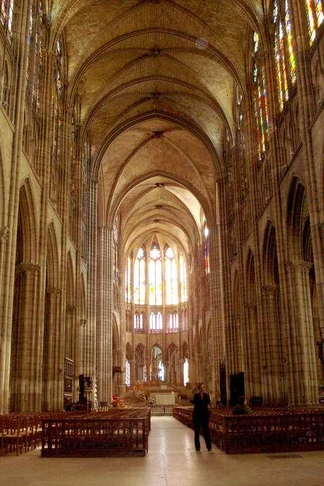 Journées du patrimoine - La basilique cathédrale de Saint-Denis