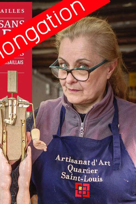 Exhibition Artisans d'Art du Quartier Saint-Louis, Portraits de versaillais passionnés