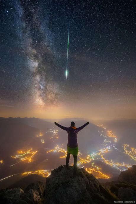 Observation au télescope avec Astro-Rando