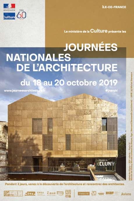 Journées de l'architecture - Visite du foyer des anciens Ambroise Croizat à La Courneuve