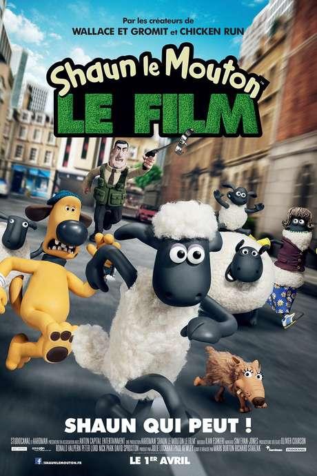Cinéma PLAINE air - Shaun le mouton