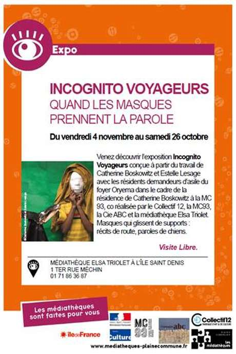 Incognito Voyageurs