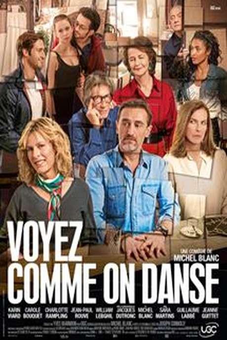 VOYEZ COMME ON DANSE - CINEMA A BAINS LES BAINS