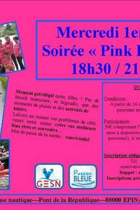 SOIREE PINK LADIES
