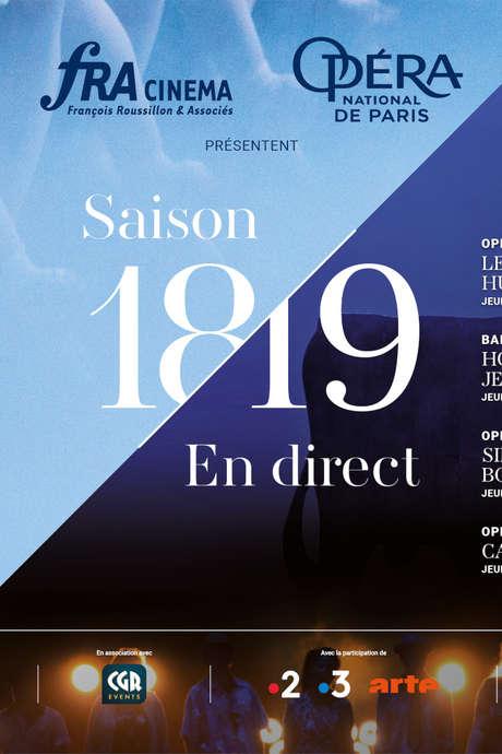 DON GIOVANNI - OPÉRA NATIONAL DE PARIS - EN DIRECT
