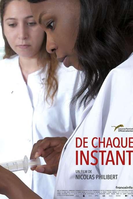 PROJECTION-ÉCHANGE - DE CHAQUE INSTANT