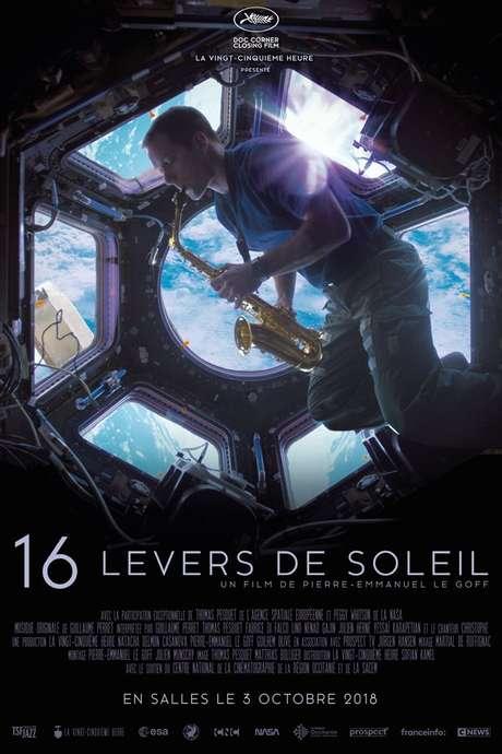 PROJECTION-ÉCHANGE - 16 LEVERS DE SOLEIL