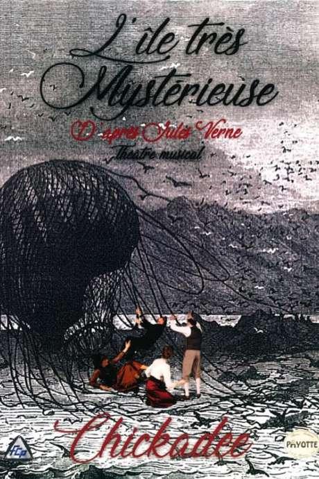 L'ILE TRES MYSTERIEUSE, CABARET MUSICAL..ET DEJANTÉ!